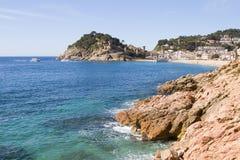 Tossa de Mar, Spain Stock Image