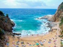 Tossa de Mar, Spain Royalty Free Stock Photo