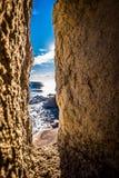 Tossa de Mar sur Costa Brava, Catalogne, Espagne Photographie stock libre de droits