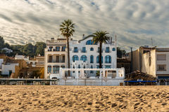 Tossa de Mar village, Costa Brava, Catalonia Royalty Free Stock Photo