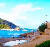 Tossa De Mrz, Katalonien, Spanien Lizenzfreie Stockfotos