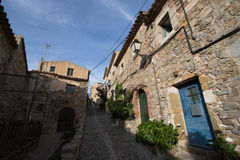 Tossa del Mar, Girona, Spain Stock Photography