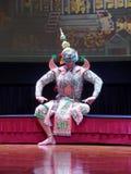 Tossakan σε Khon Ramakien Στοκ Εικόνες