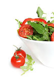 Tossed Salad Royalty Free Stock Photos