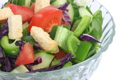 Tossed Salad Stock Images