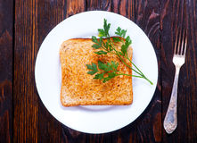 Tost Stock Photography