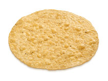 Tostada (with clipping path) Royalty Free Stock Photos
