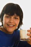 Tostada de la leche Fotos de archivo