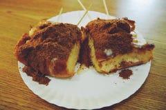 tostada de los Cocos Imagen de archivo libre de regalías