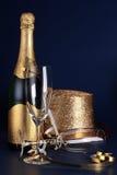 Tostada del Año Nuevo Fotos de archivo libres de regalías