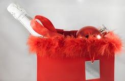 Tostada por días de fiesta de la Navidad Foto de archivo libre de regalías