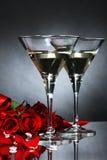 Tostada romántica Fotos de archivo