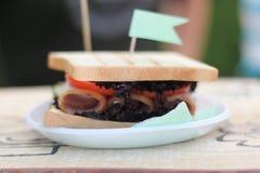 tostadas Foto de archivo libre de regalías