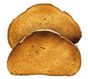 Tostadas del pan Imagen de archivo libre de regalías