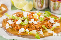 Tostadas Stock Photo