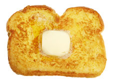tosty masła Fotografia Royalty Free