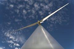 Tot de wind stock fotografie
