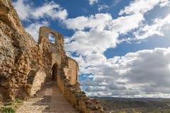Tot het kasteel Royalty-vrije Stock Fotografie