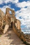 Tot het kasteel Stock Fotografie