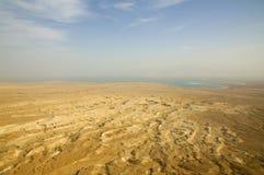 Tot-Meerlandschaft Stockbilder