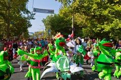 Tot parade Stock Image