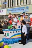 Tot parade Stock Photo