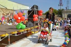Tot parade Stock Photos