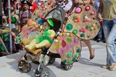 Tot parade Stock Photography