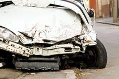 Total damage Royalty Free Stock Photo