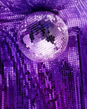 Total disco experience Royalty Free Stock Photos