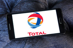 Total logo Stock Images