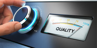 Total Quality Management, TQM Royalty Free Stock Photography