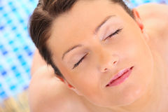 Total relaxation Stock Photos