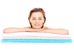 Total relaxation Stock Photography