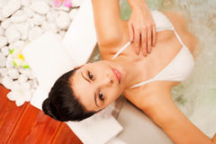 Total relaxation. Royalty Free Stock Photos