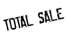 Total Sale rubber stamp Royalty Free Stock Images