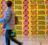 Totale verkoop Royalty-vrije Stock Afbeeldingen