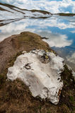 Totalizzatori Gebirge, montagna del perdente, Austria Fotografie Stock Libere da Diritti