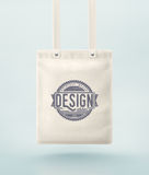 Tote Bag Stock Photo