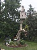 Tote Baum-Kunst Stockbild