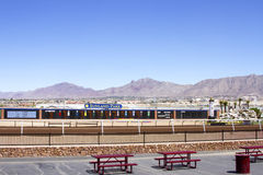 Tote Board  at Sunland Park Royalty Free Stock Photo