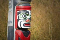 totem полюса стоковые фото