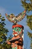 Totem Поляк стоковое изображение rf