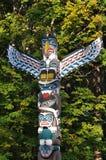 Totem Поляк стоковое фото rf