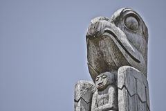 Totem Royalty Free Stock Photo