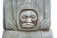 Totem Стоковая Фотография