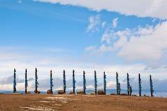 Totem de Baikal imagem de stock royalty free