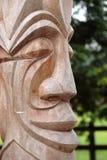 Totem di legno Immagine Stock