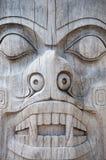 totem drewniany Zdjęcie Royalty Free