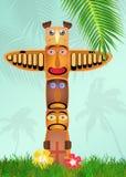 Totem Royalty Free Stock Image